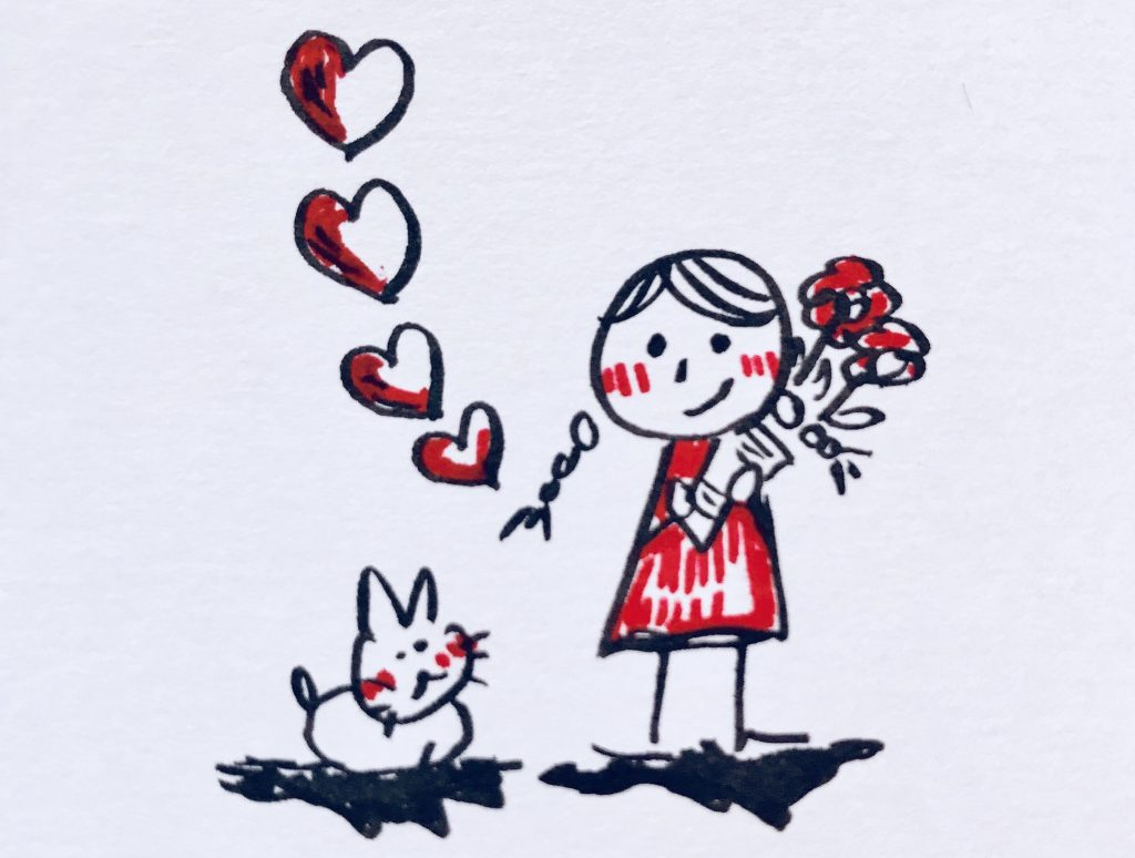 いつもの日記をかわいく華やかに!かわいいイラストの描き方! | bestive