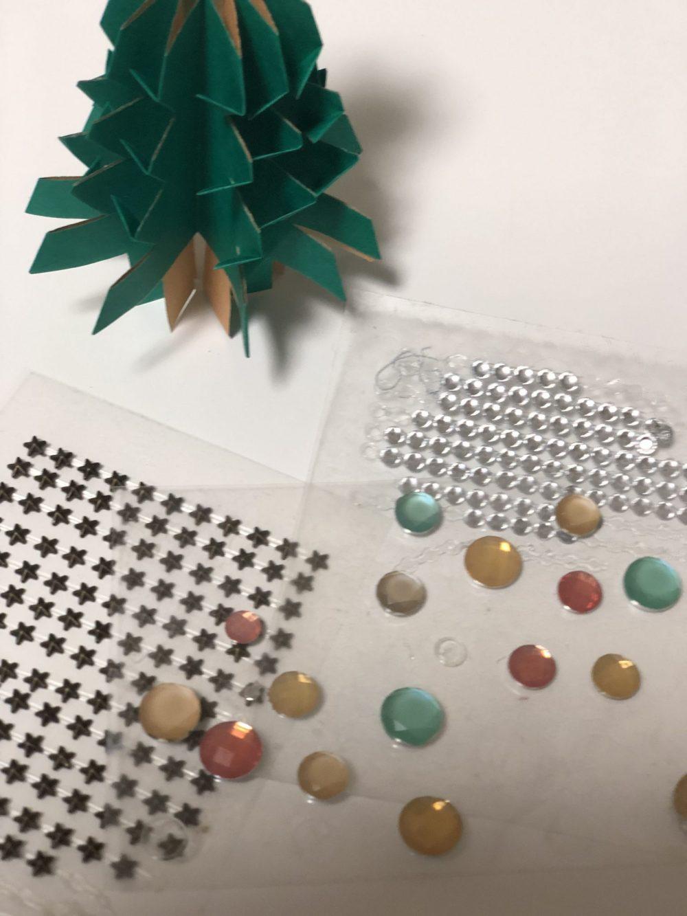 折り紙 クリスマスツリー 作り方