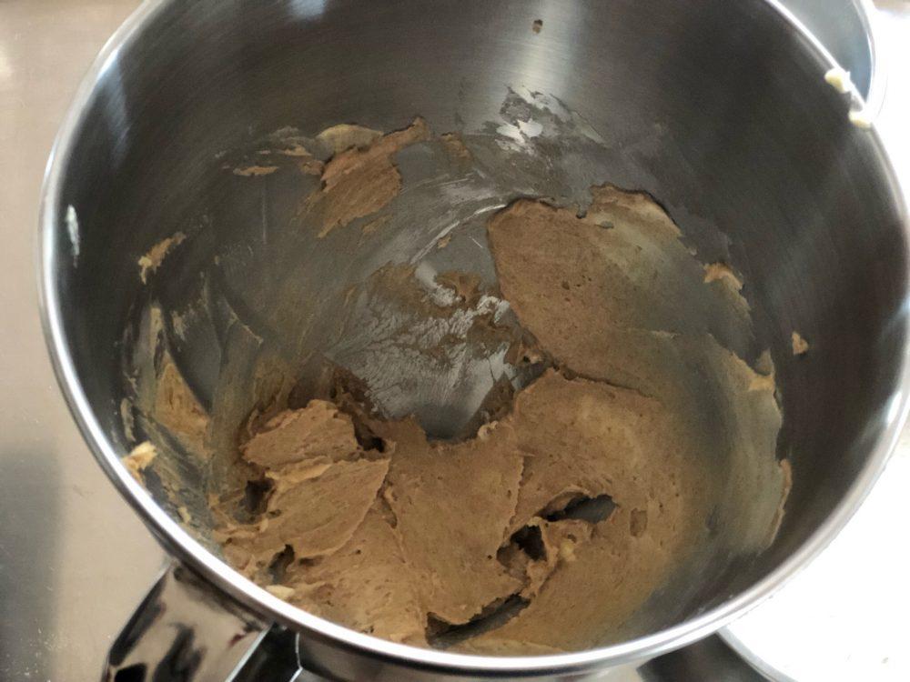 米粉のプレーンクッキー 作り方