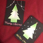 折り紙 クリスマスカード