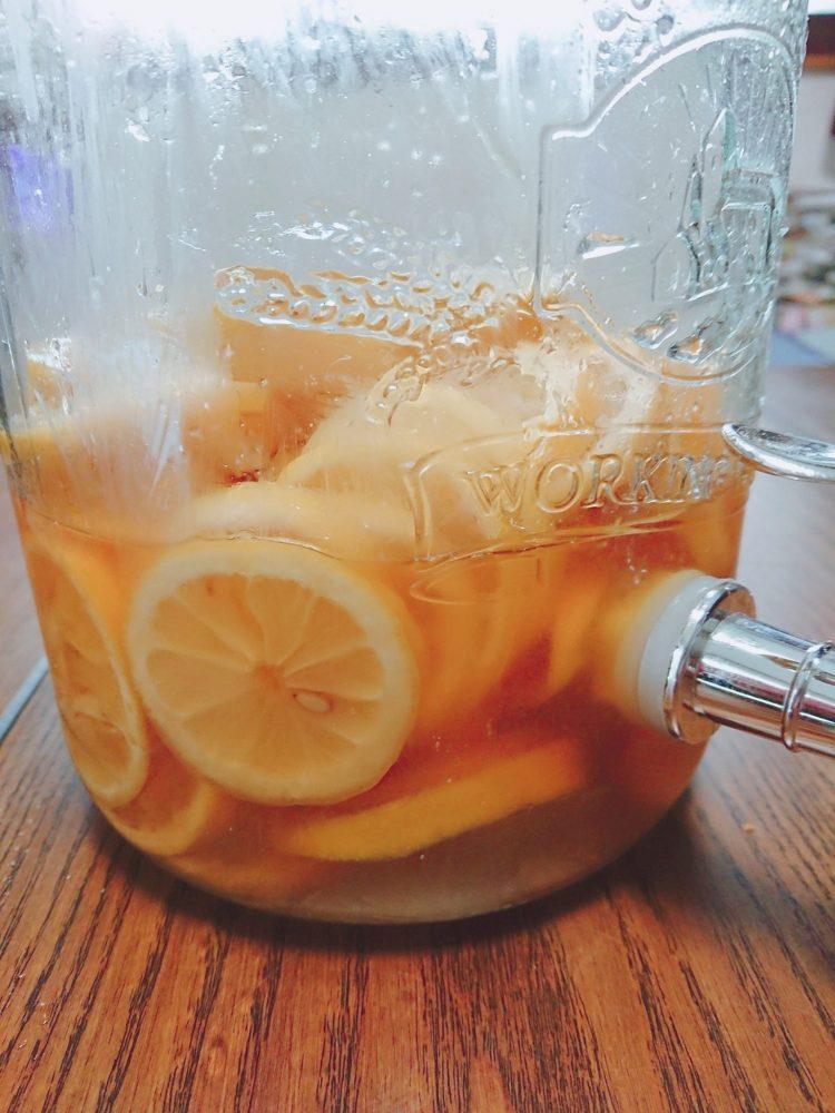 レモン レモネード