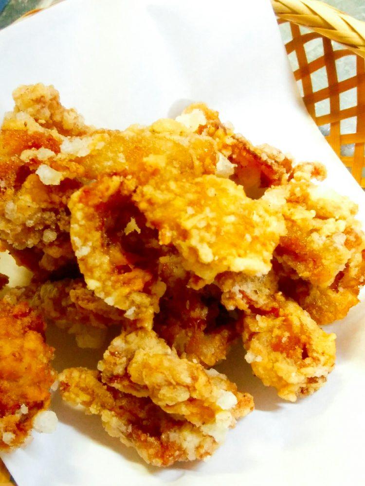 鶏皮 唐揚げ 作り方
