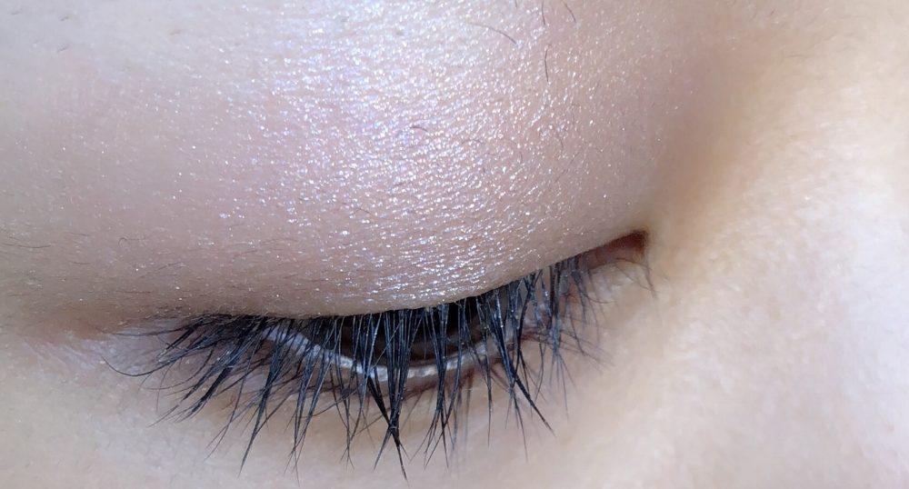 アイシャドウ 瞼