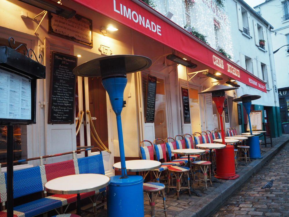 パリ カフェ レストラン
