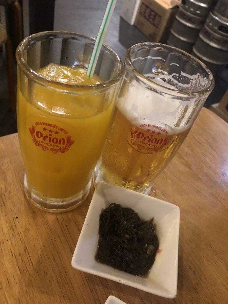 宮古島 オリオンビール