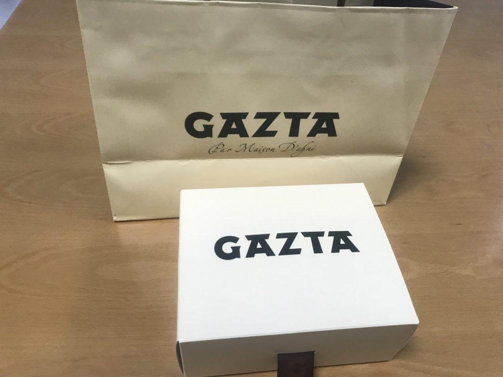 GASTA チーズケーキ