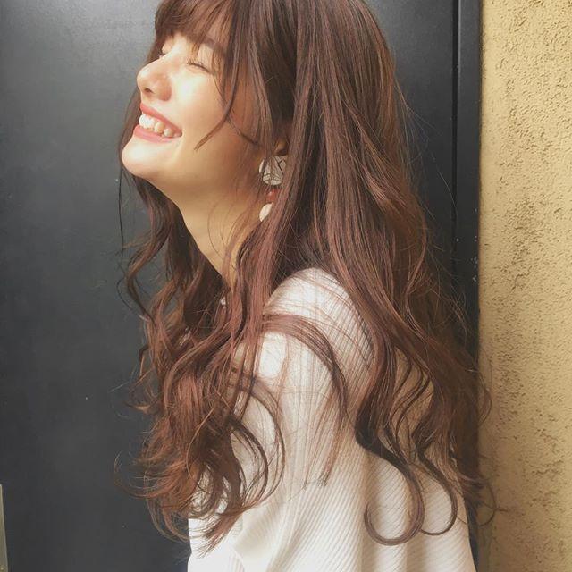 ヘアアレンジ 巻き髪