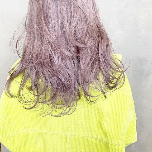 ピンクパープル カラー
