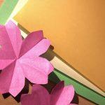 桜 折り紙