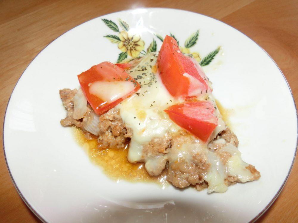 イタリアンハンバーグ 作り方