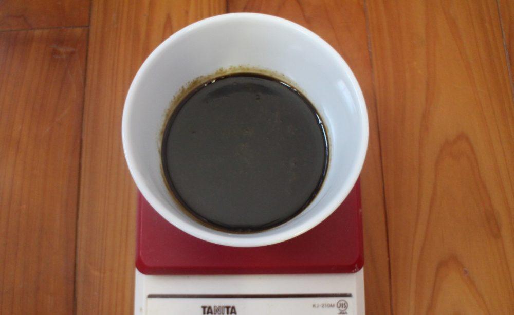 黒蜜ソース
