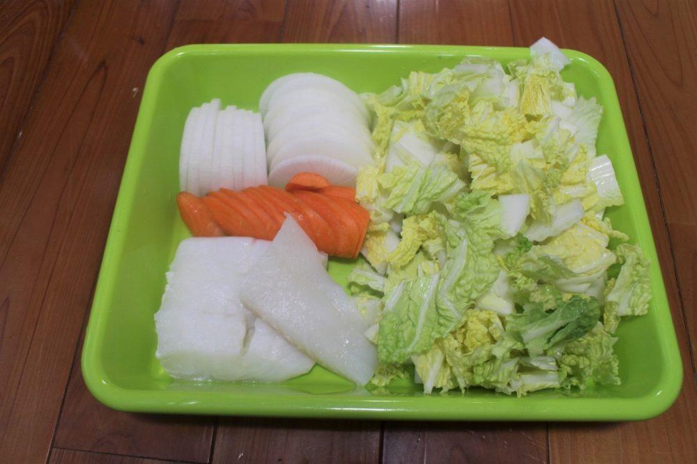 レモン鍋 材料