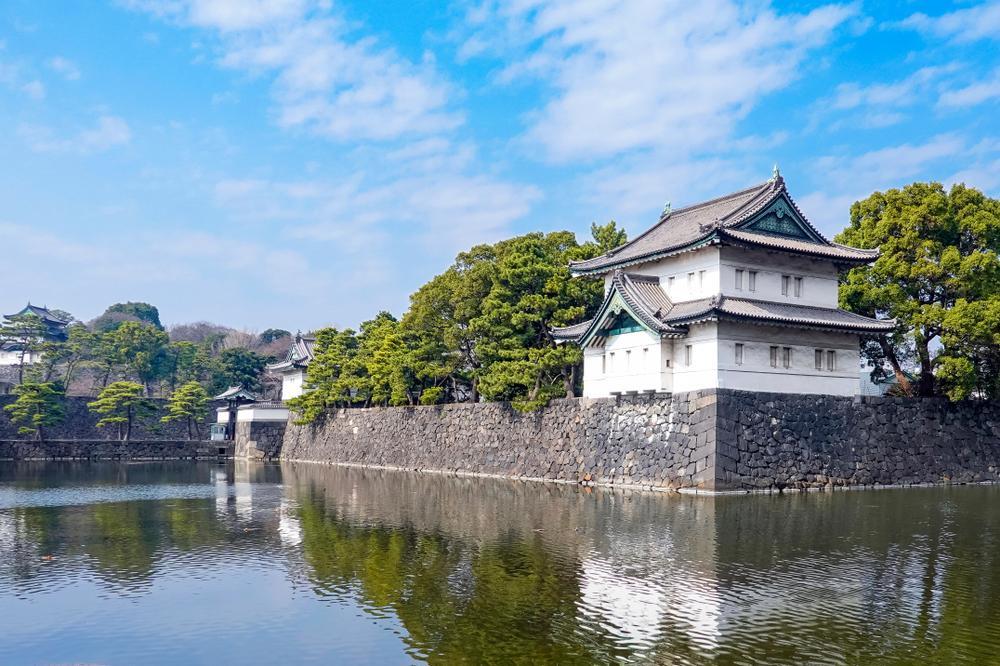 東京 皇居