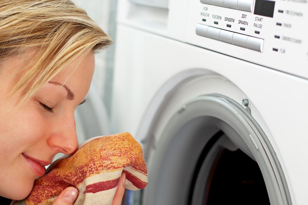 洗濯 匂い