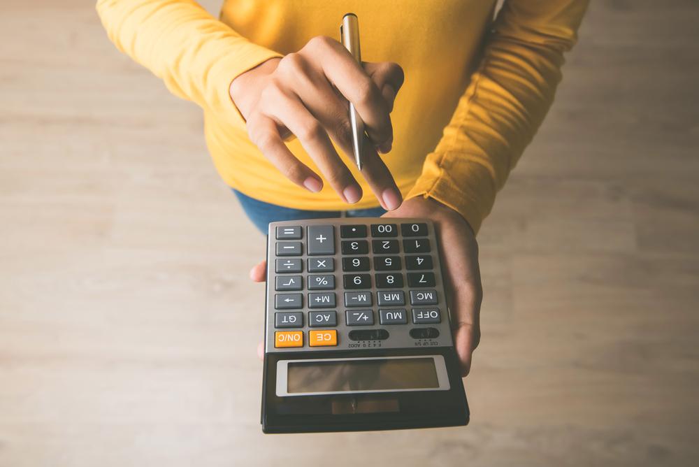 経済的 電卓