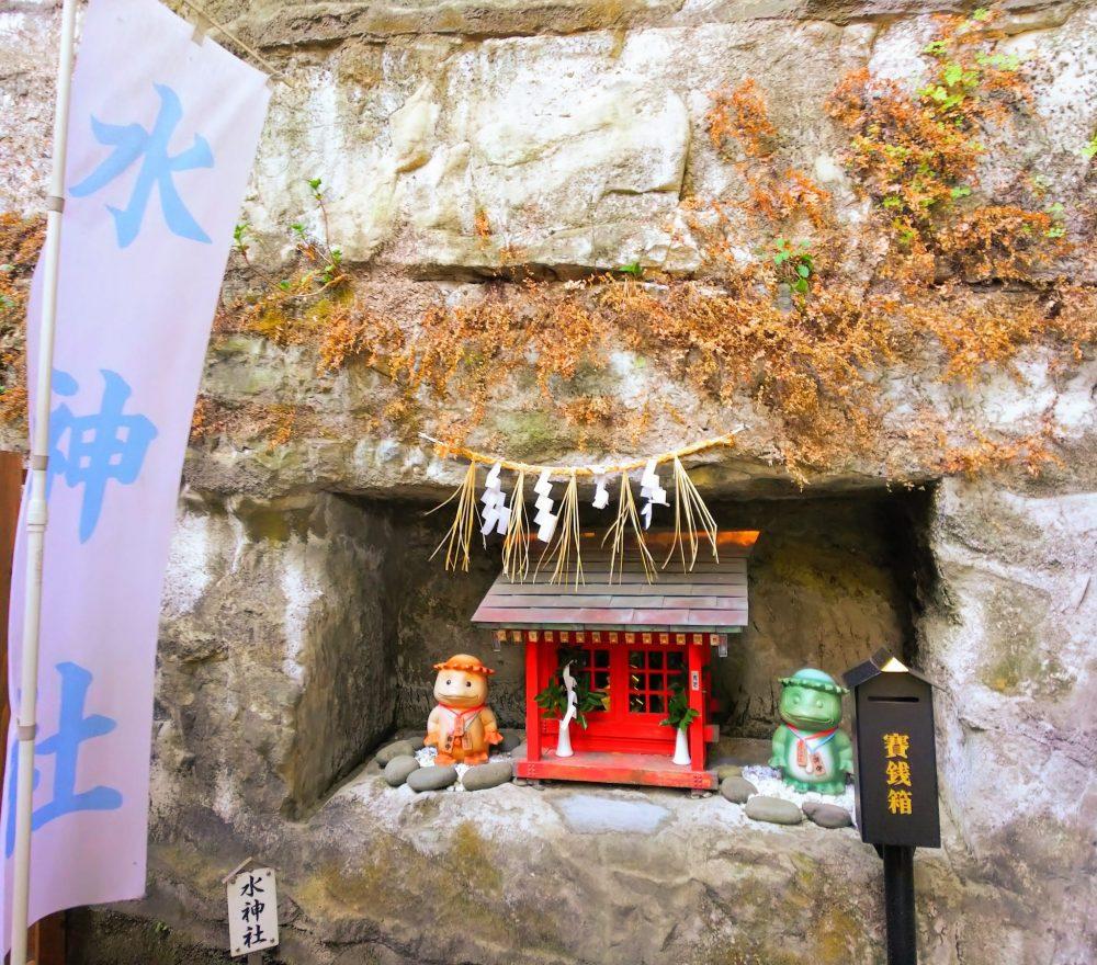 走水神社 水神社