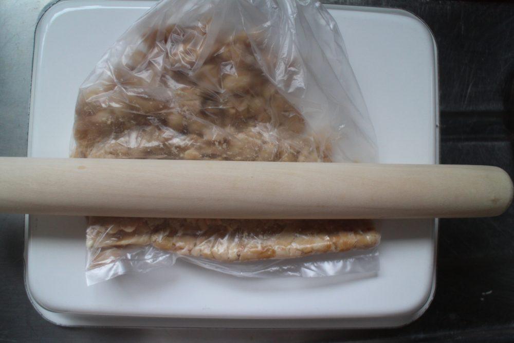 大豆バターラスク 作り方