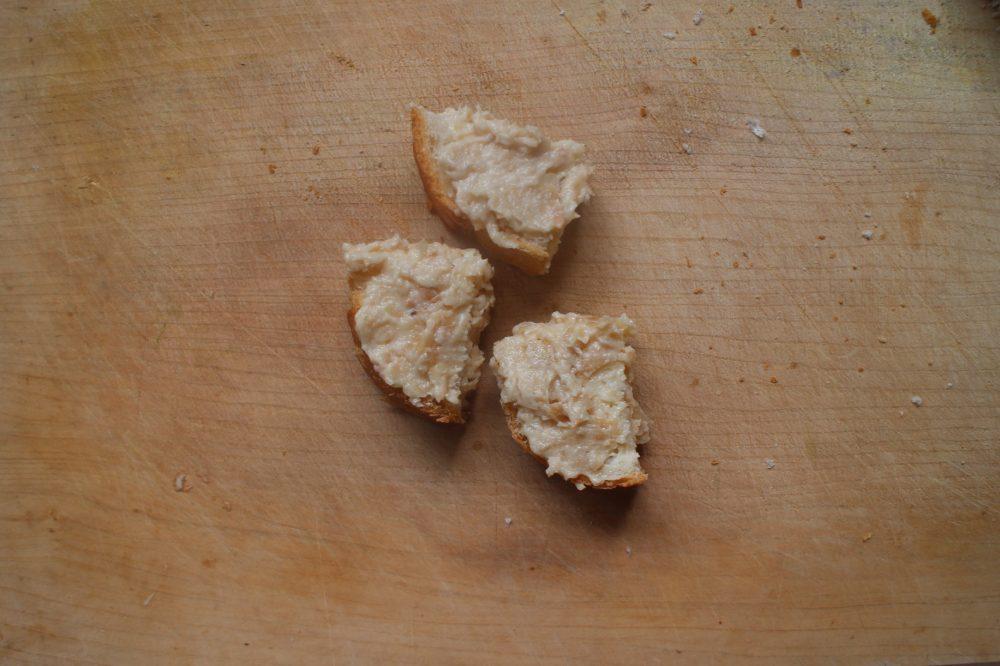 大豆バターラスク フランスパン