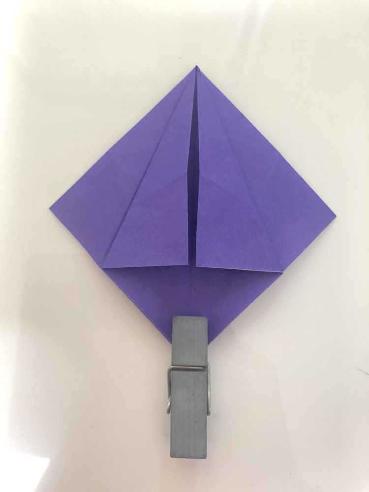 菖蒲 折り紙