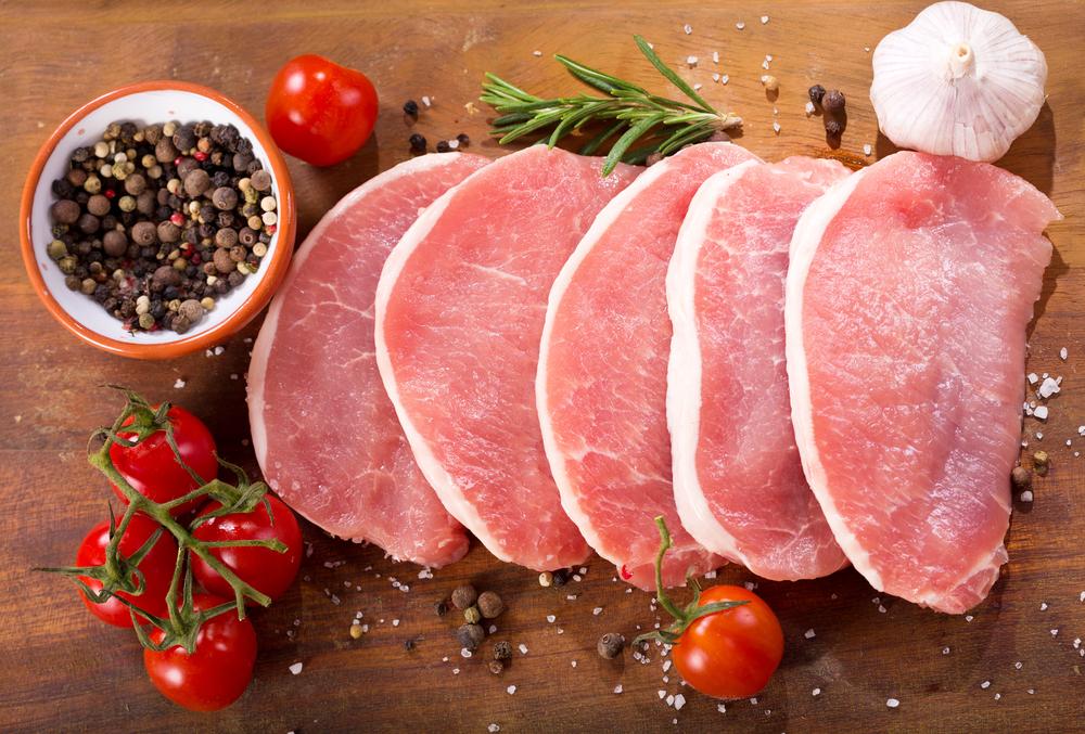 豚肉 トマト