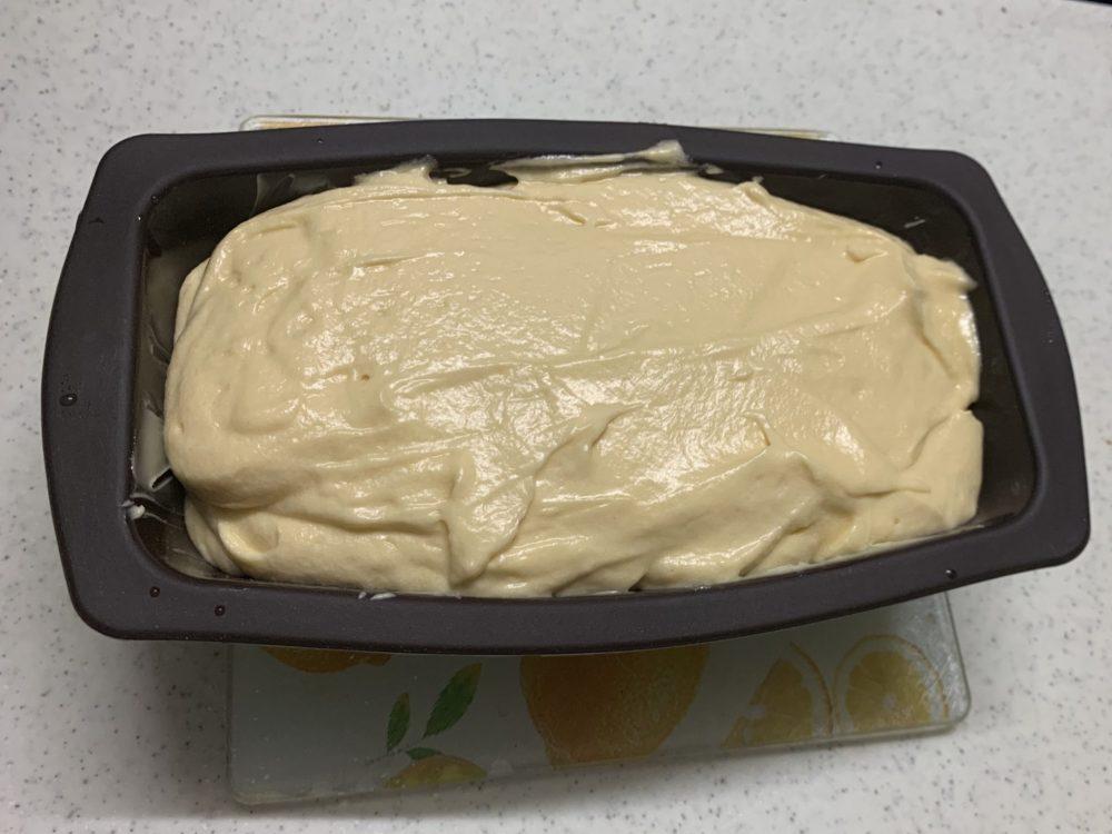 レモンパウダーケーキ 作り方