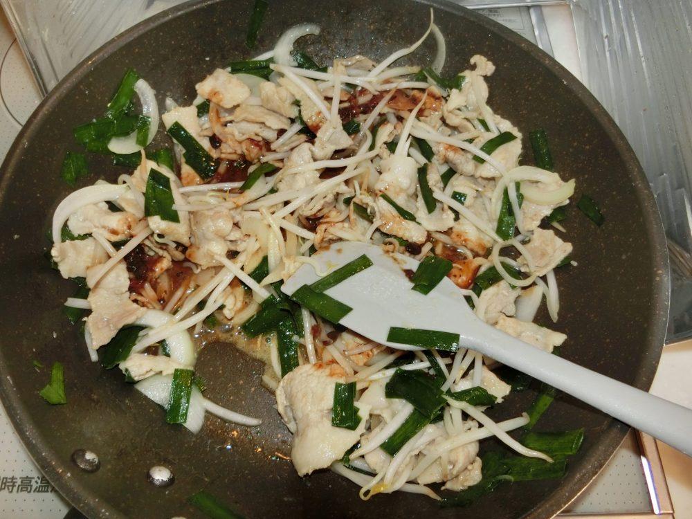 豚バラ肉 丼 作り方