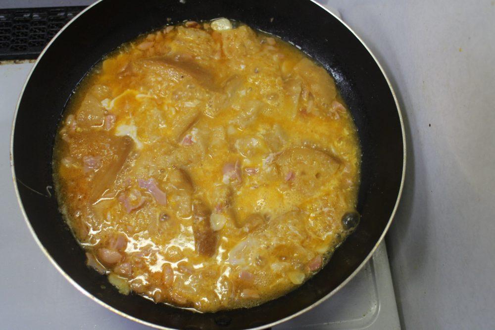 スペイン 伝統料理 作り方
