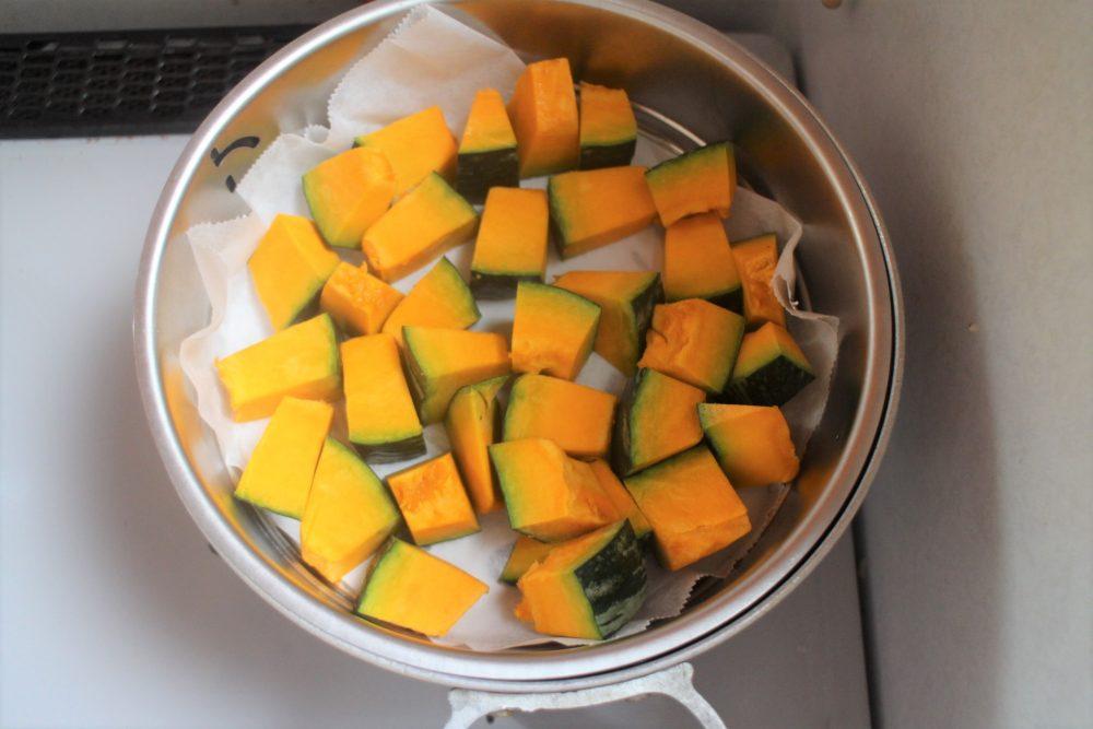 かぼちゃ 鍋