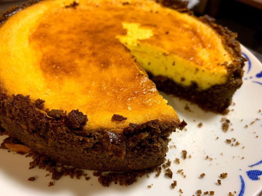 クッキー 型 チーズケーキ