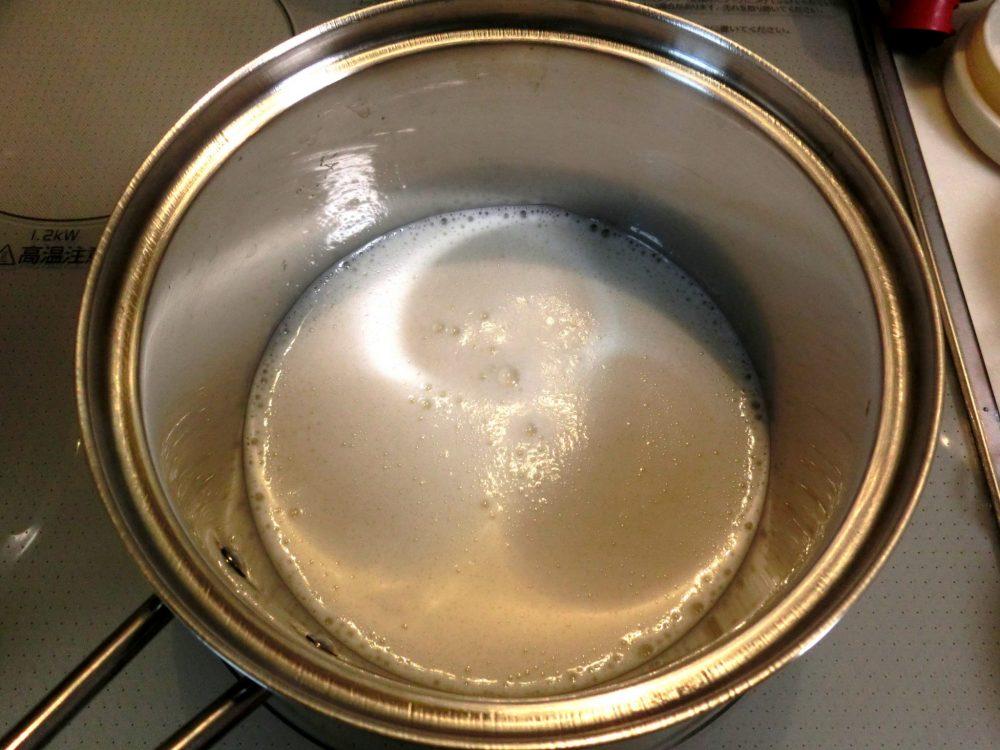 桃缶 パンナコッタ 作り方