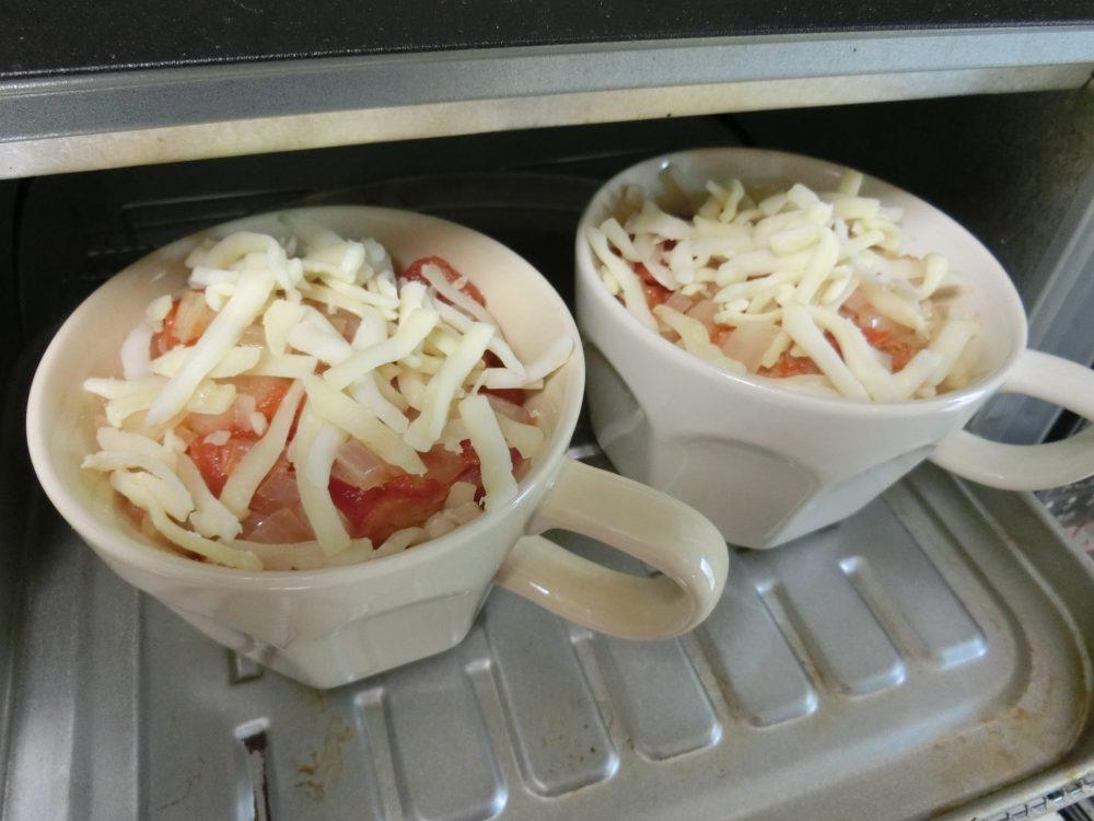 トマトグラタンスープ 作り方