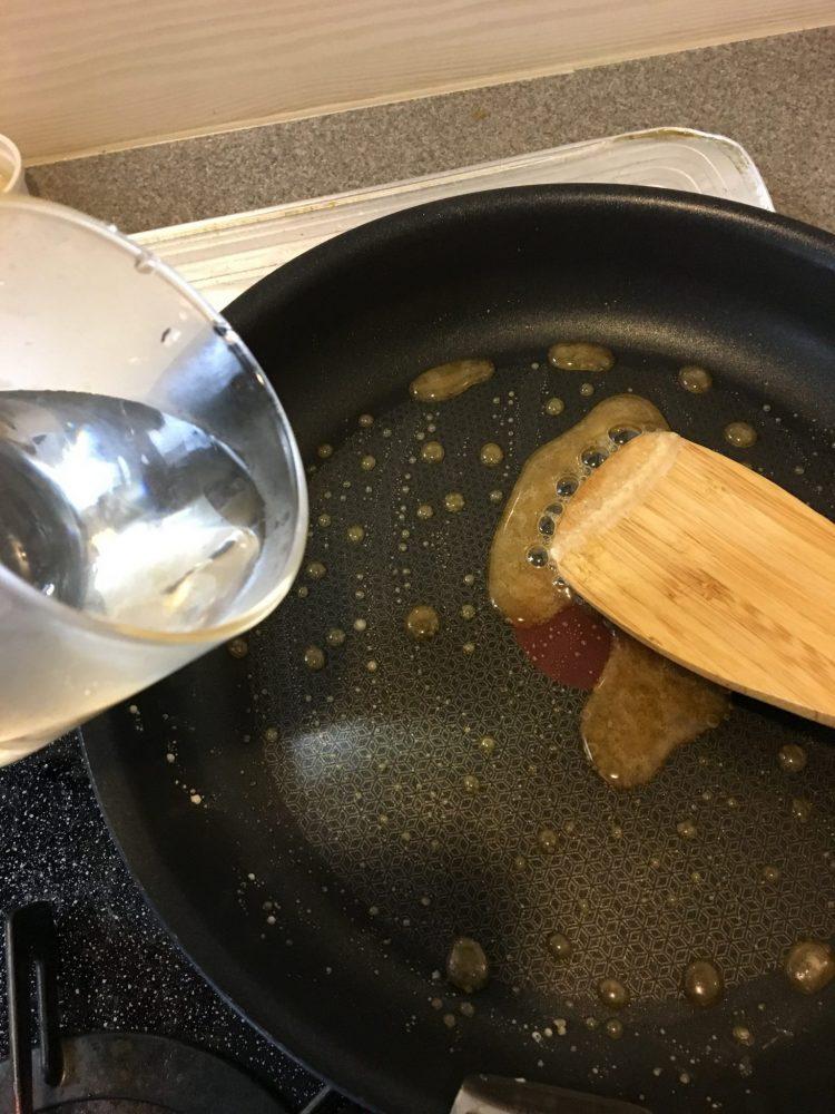 カラメル 作り方