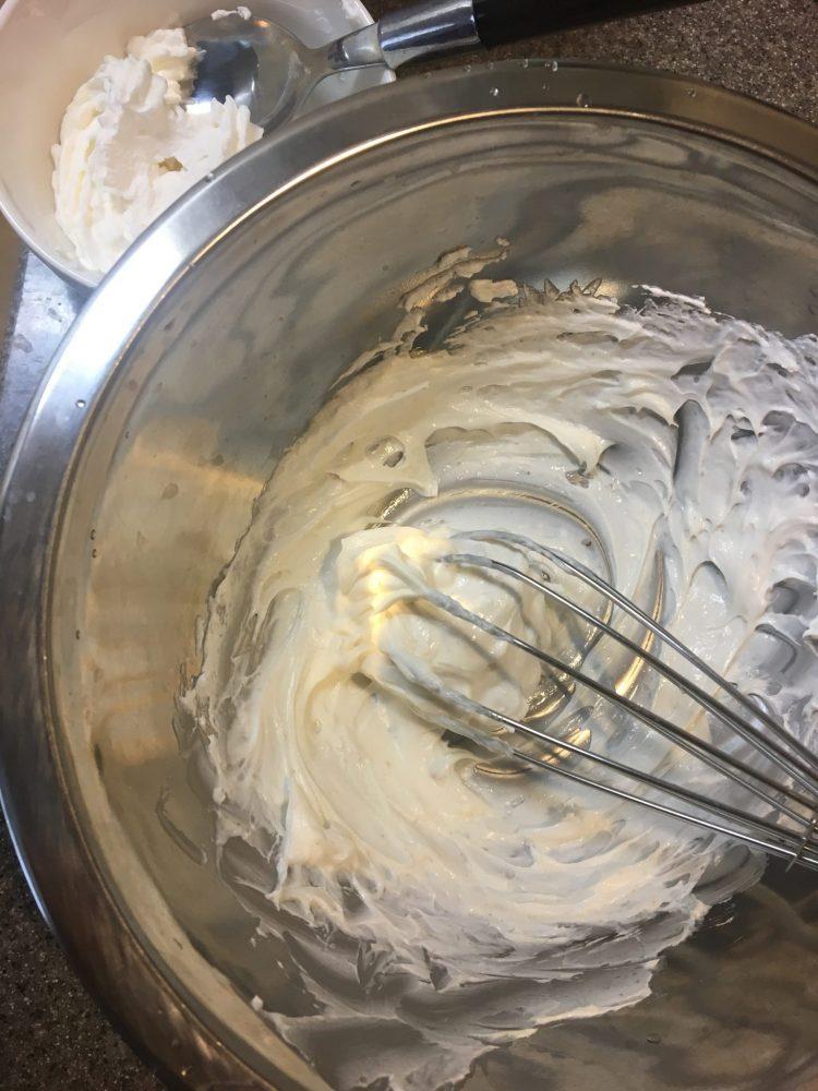 チーズフォーム 作り方
