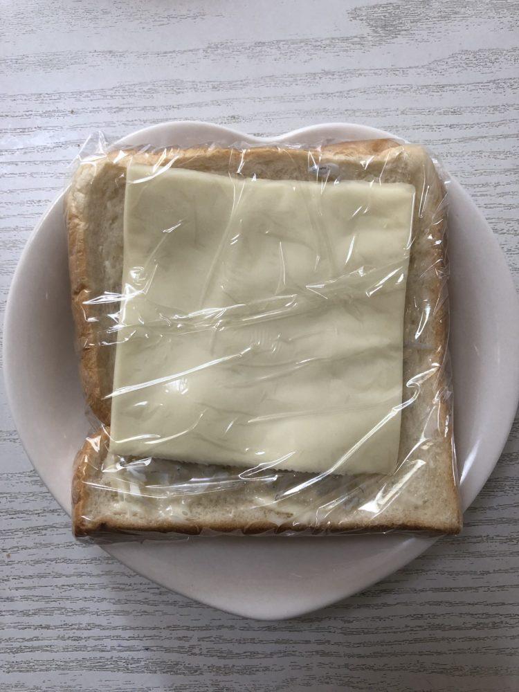 しらすマヨネーズパン 作り方