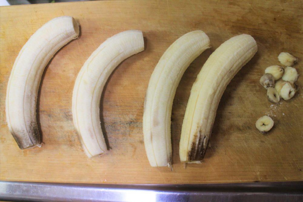 バナナブレッド 作り方