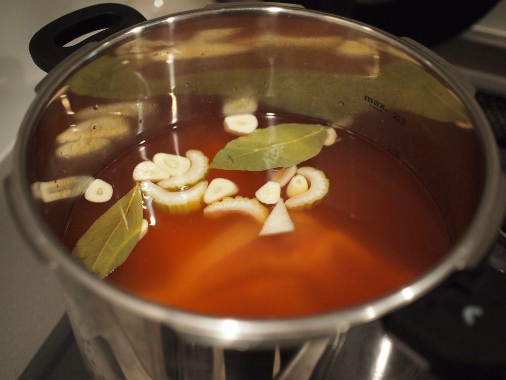 スープカレー 作り方