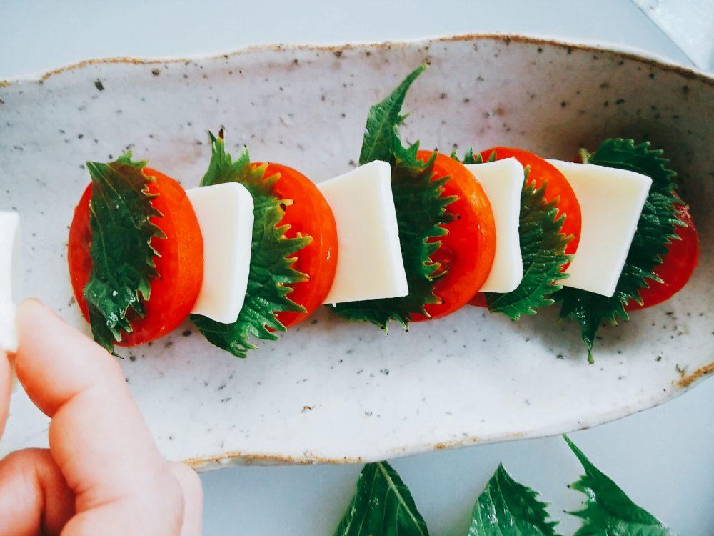 トマト カプレーゼ 作り方