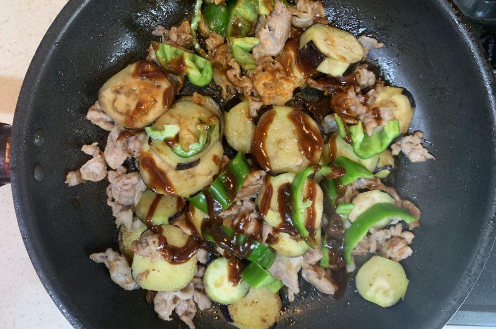豚肉の味噌炒め 作り方