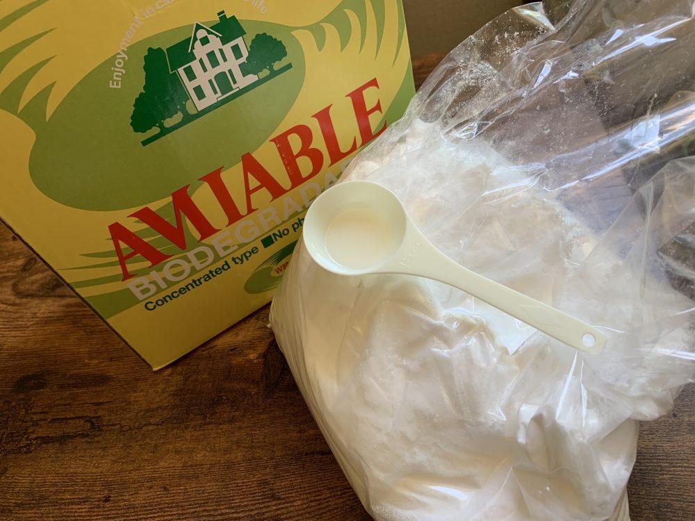 AMIABLE 洗濯剤