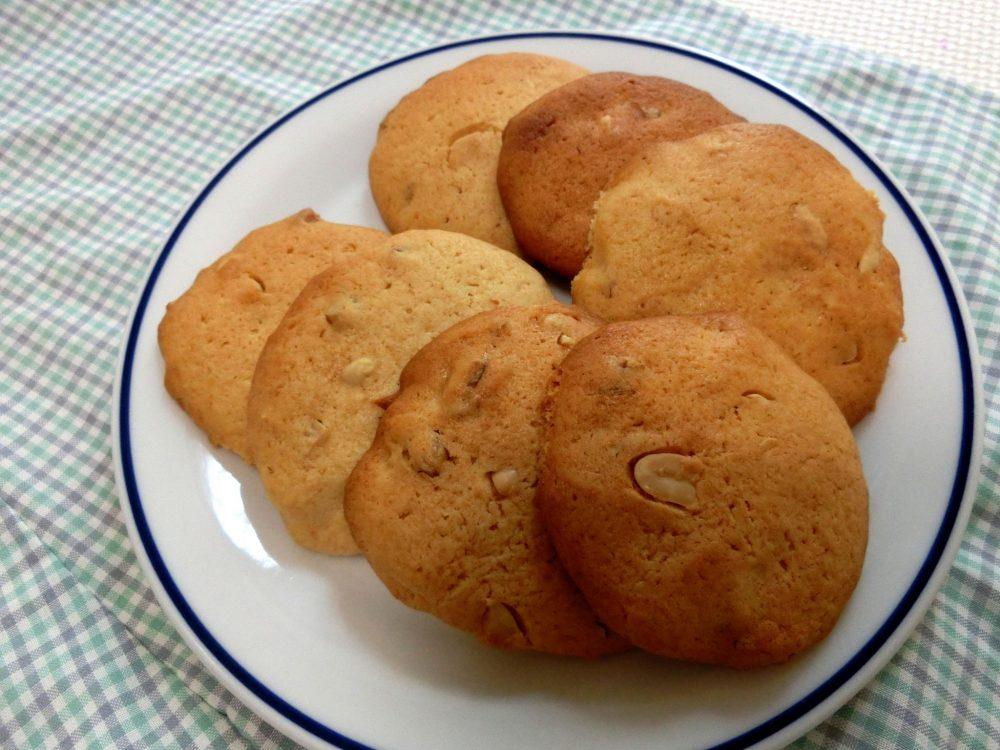 ピーナッツ クッキー 作り方