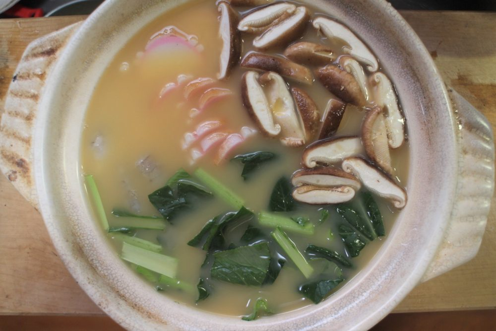 冷凍うどん 茶碗蒸し 作り方