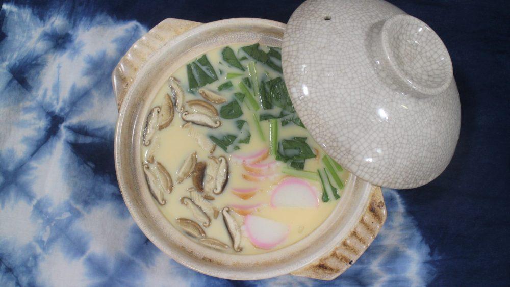 冷凍うどん 茶碗蒸し