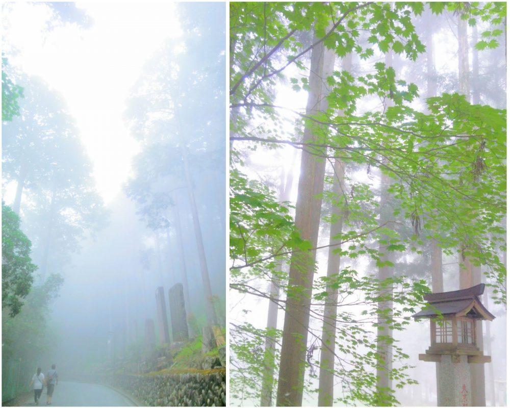 神域 三峰神社