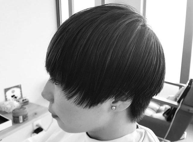 ショートヘア モード
