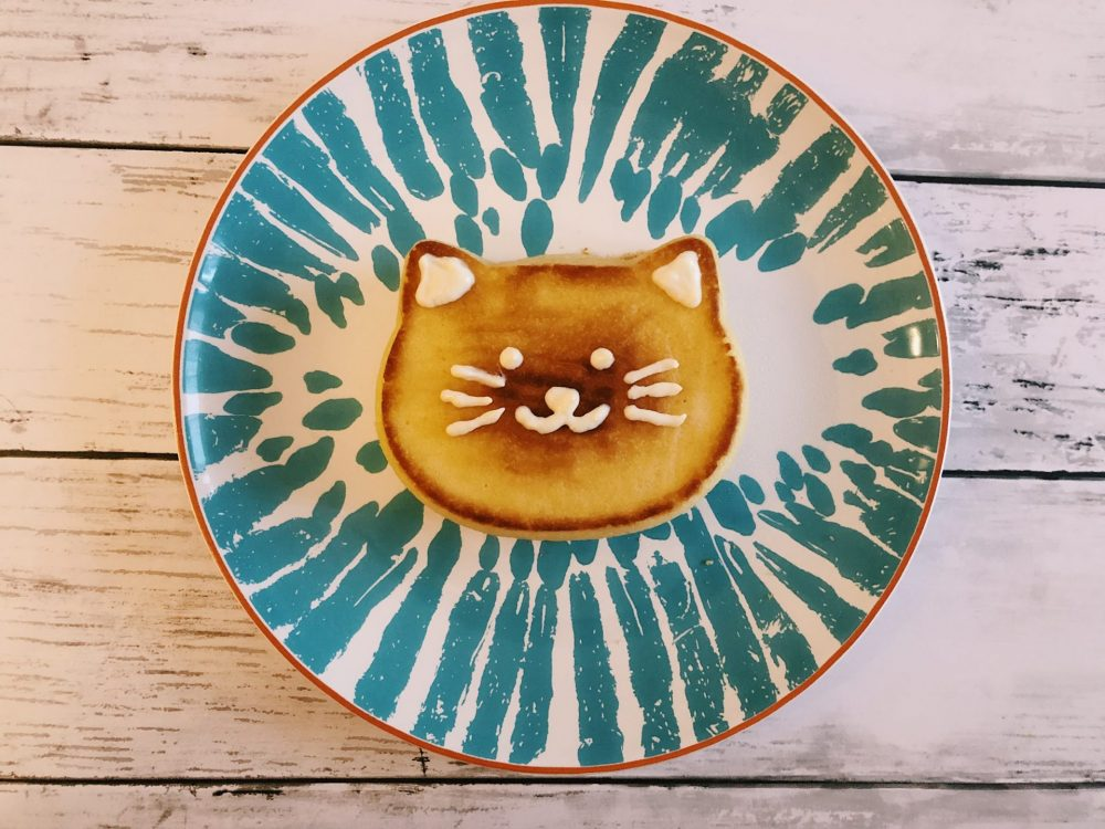 ネコ パンケーキ