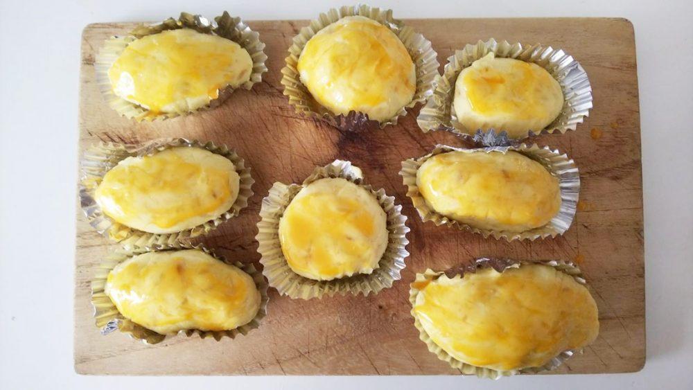 スイートポテト 卵黄