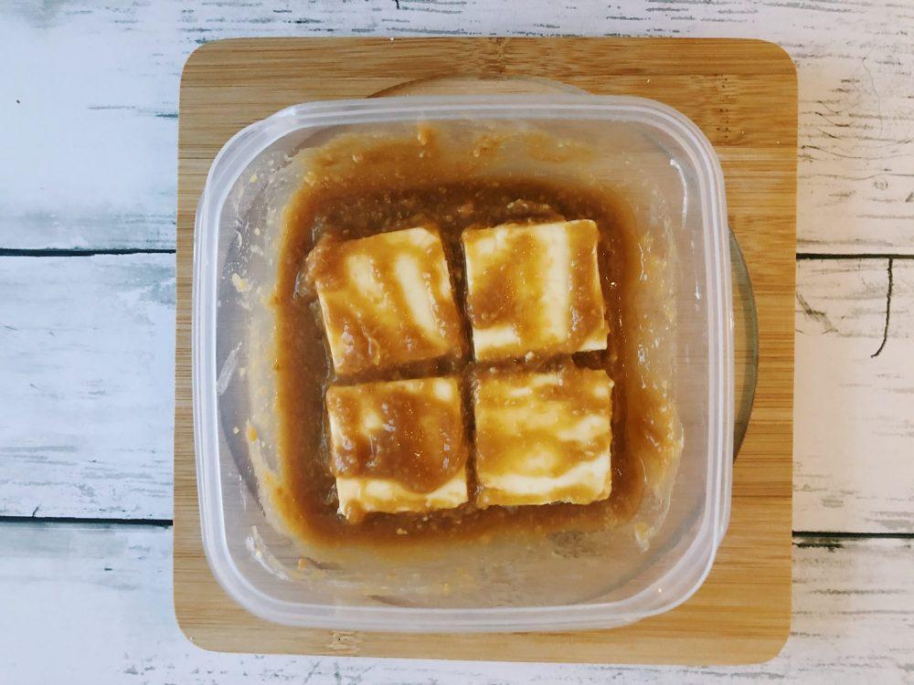 味噌 クリームチーズ