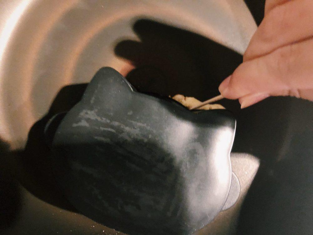 パンケーキ パンケーキモールド 作り方