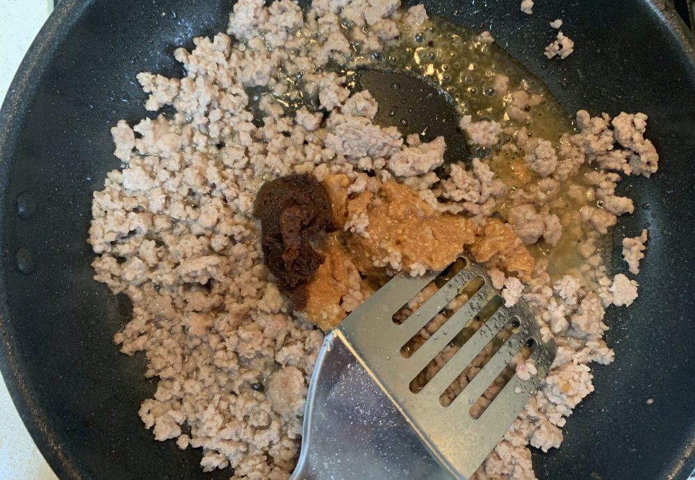 麻婆豆腐 作り方