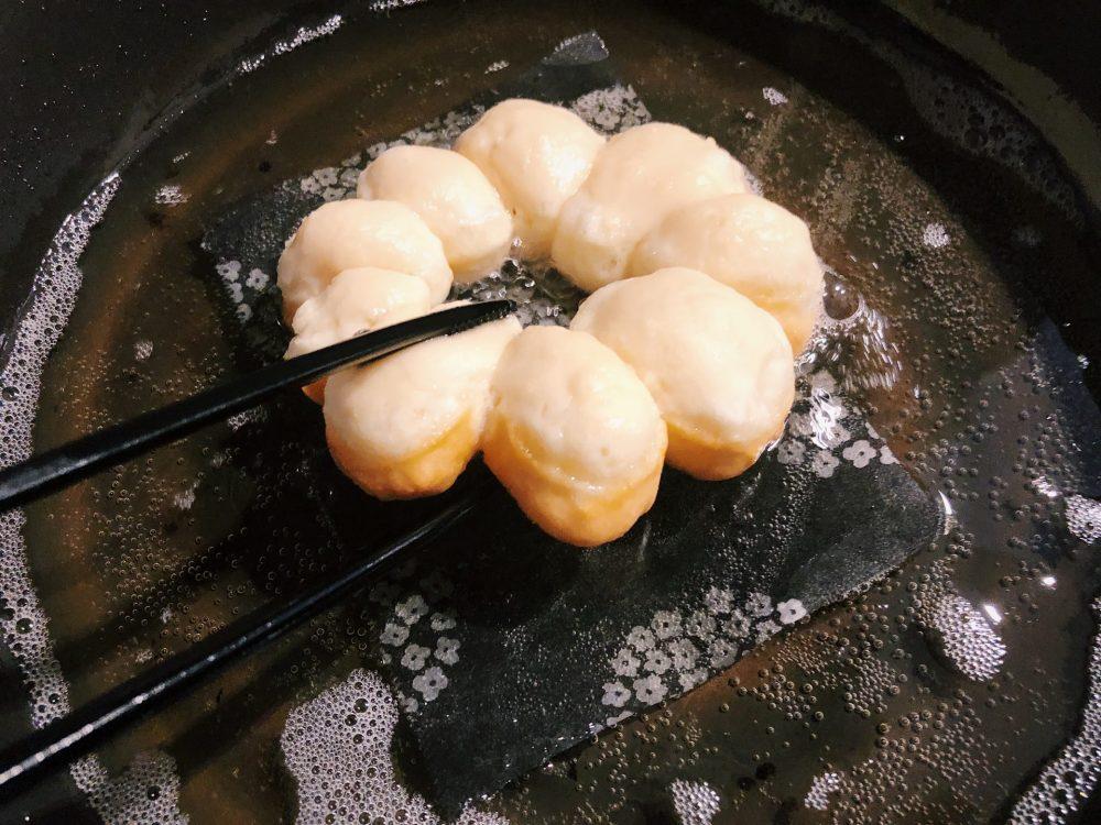 ドーナッツ 作り方